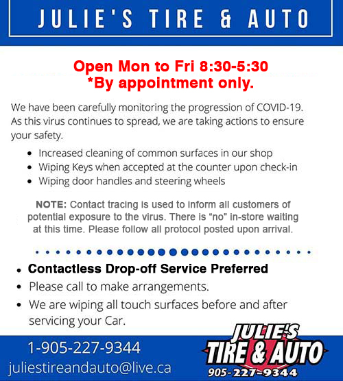 Julies Tire and Auto